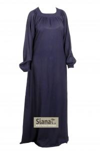 abaya inaya bleue