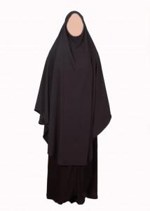 Jilbab 3 pieces