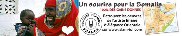 Vente caritative Somalie