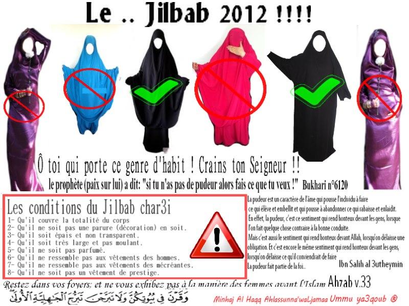 Jilbab 2012