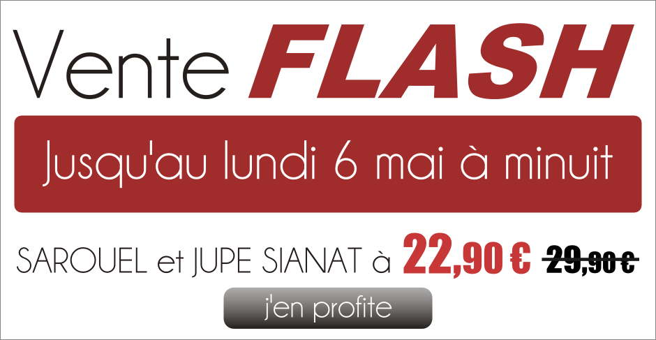 Vente flash jupe et sarouel sianat - Discount vente flash ...