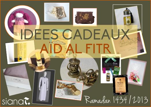 idées cadeaux pour l'aïd al fitr 2013