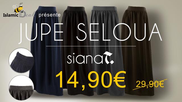 Deal Jupe Seloua Sianat