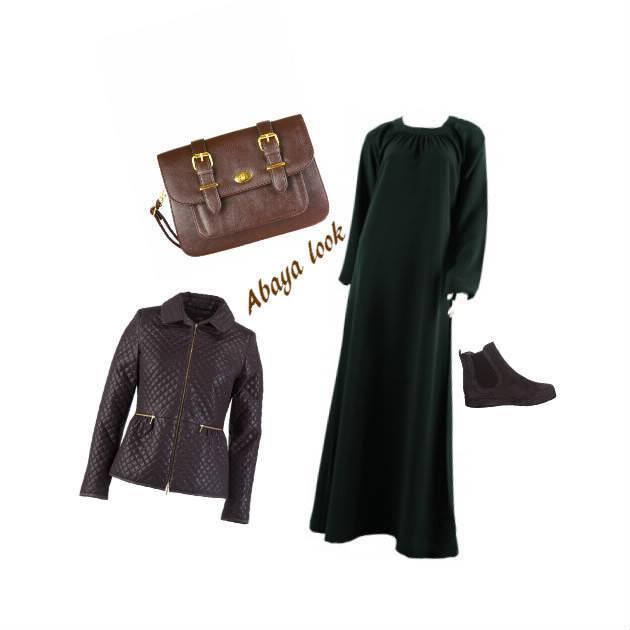 look abaya