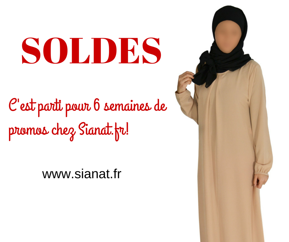 abaya-solde
