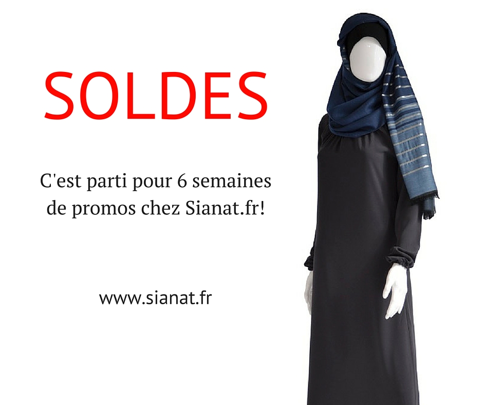 Solde abaya