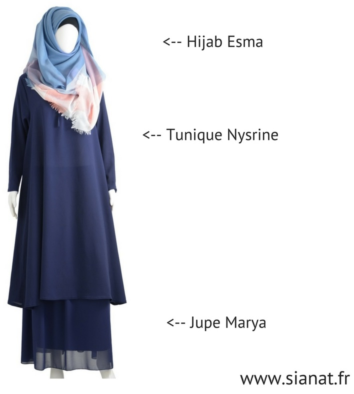 hijab femme voilée