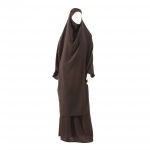 jilbab 2 pièce