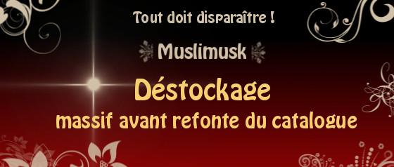 destockage parfums muslimusk