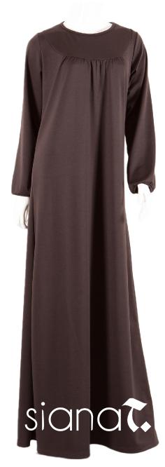 Abaya hiver Sianat