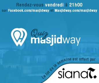 réseau social masjidway