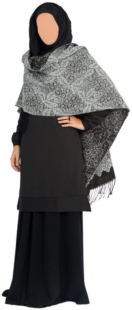 hijab hiver